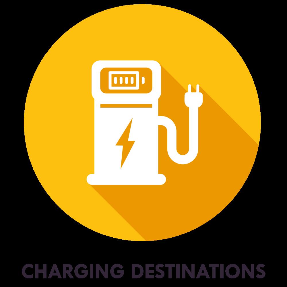 Charging Destinations
