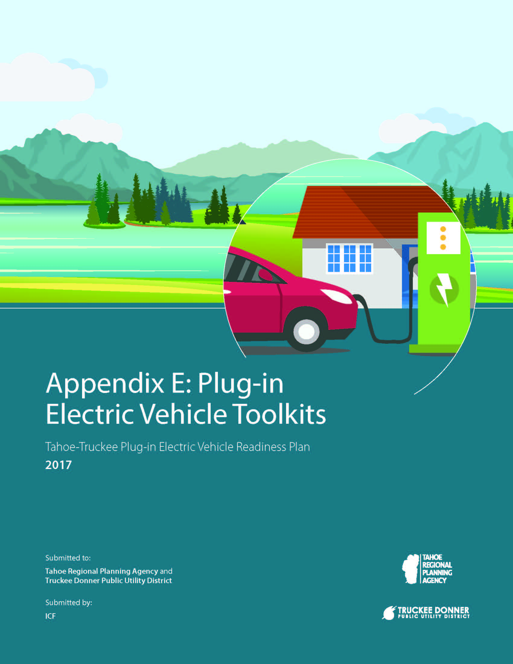 Appendix E Plug-in Electric Vehicle Toolkits
