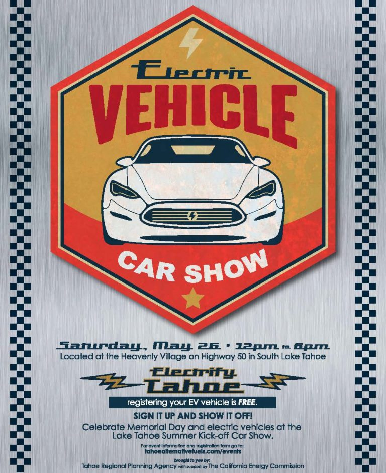 News Events TahoeTruckee EV Readiness - South lake tahoe classic car show